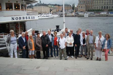 Sverige - Venneforeningen